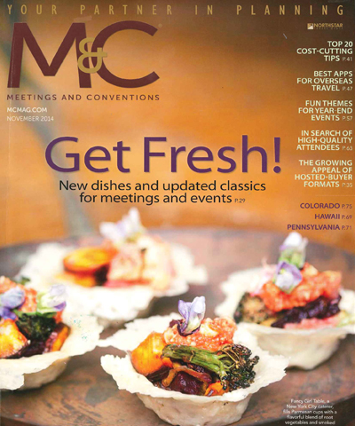 M&C Magazine Cover