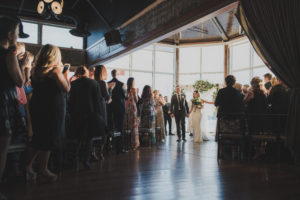 Wedding Ceremony at The Lighthouse